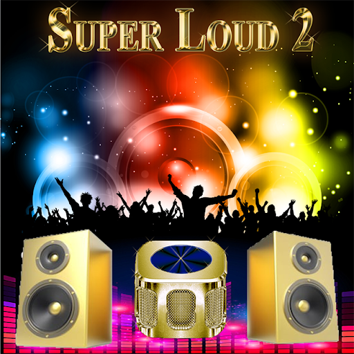Golden Sound Booster (Volume Booster, speakers) Apk by