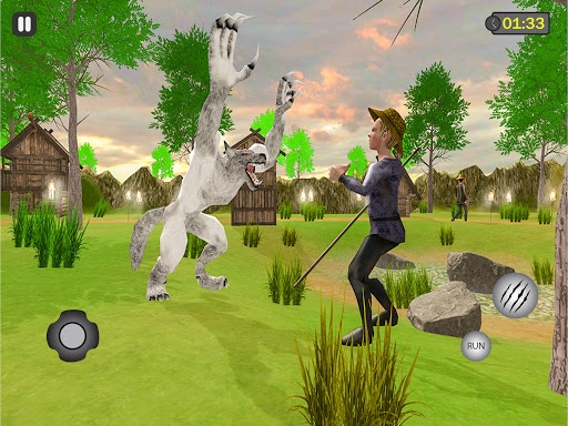 jungle werewolf monster rpg -bigfoot forest hunter android2mod screenshots 6