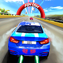 Extreme GT Car Stunt Racing- Drag Car Stunt Games icon