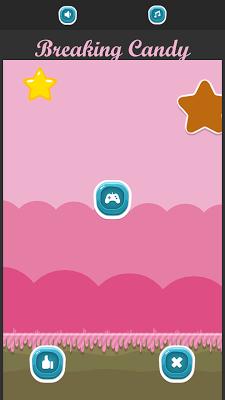 Brick Breaker Candy - screenshot