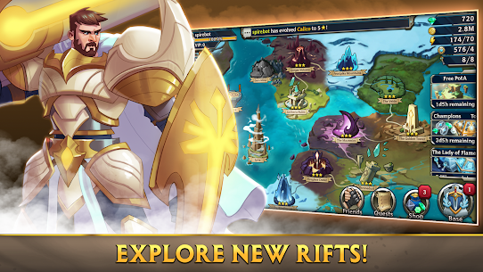 Alliance: Heroes of the Spire Mod Apk 73271 2