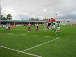 Photo: 15/07/11 v Derry City (League of Ireland Prem Div) 1-2 - contributed by Justin Holmes