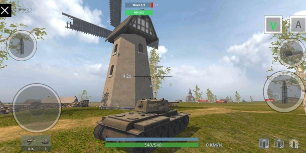 Panzer War mod apk download for android 2