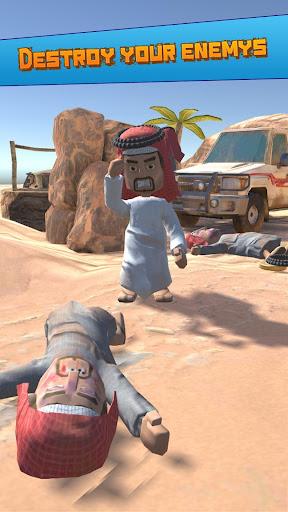 Télécharger gratuit Arabian Standoff APK MOD 1