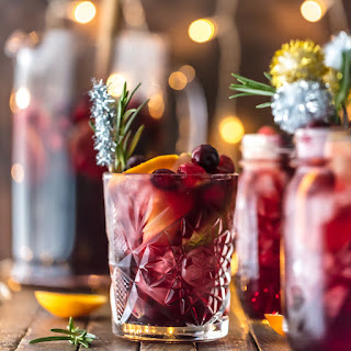 Red Berry Vodka Drinks Recipes