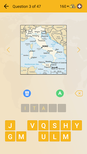 World Geography Quiz: Countries, Maps, Capitals 1.20 screenshots 1
