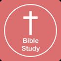 Bible study tools icon