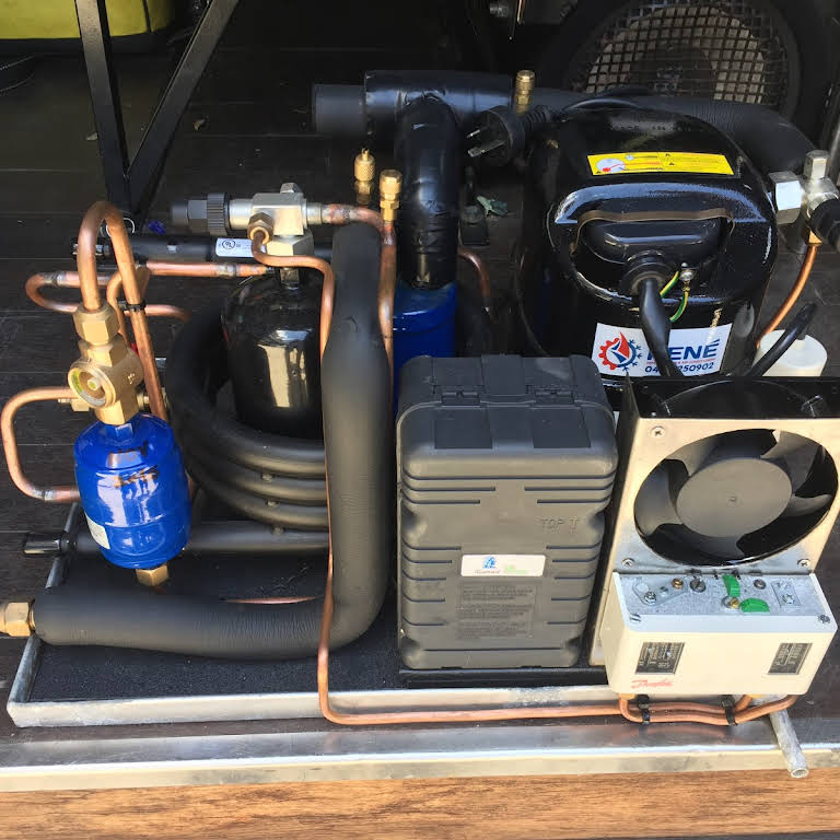 Rene's Marine Refrigeration and Air conditioning - Air