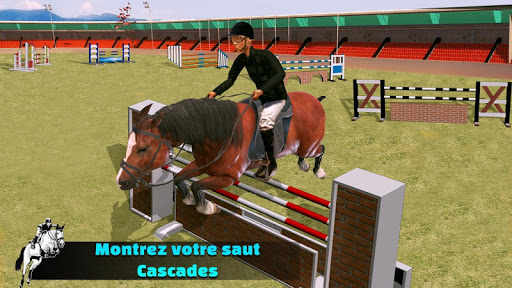 Télécharger Gratuit Simulateur de saut de cheval 2020 mod apk screenshots 4