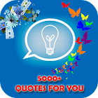 Inspring Quotes App icon