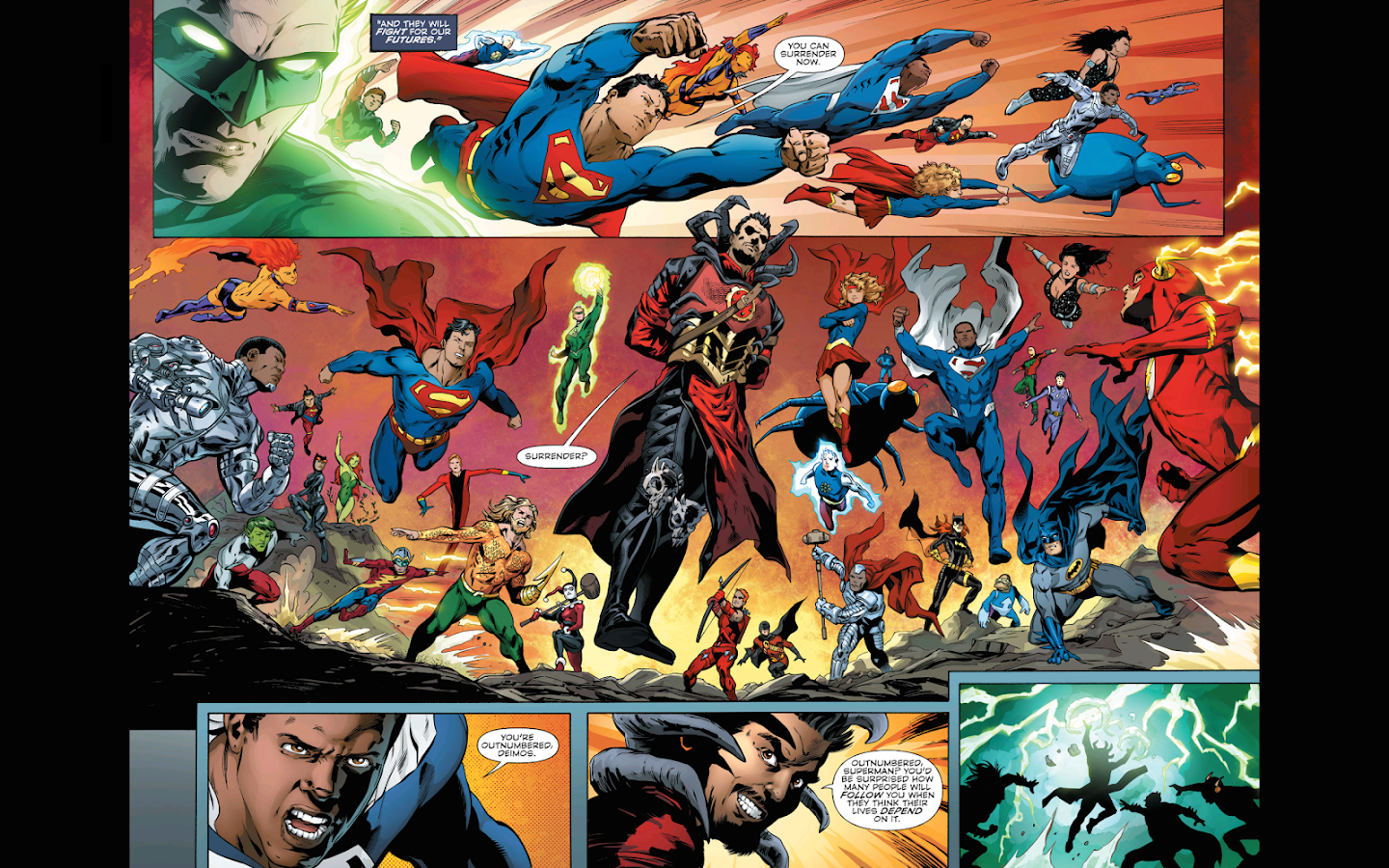 DC Comics- screenshot