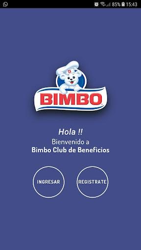 Bimbo Club de Beneficios screenshot 1