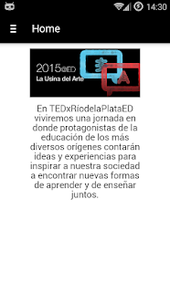 TEDxRiodelaPlata- screenshot thumbnail