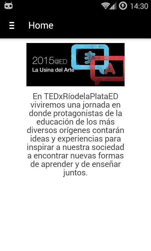 TEDxRiodelaPlata- screenshot