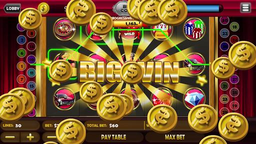 Wild Vegas Jackpot Slots Machine 1.10 screenshots 2