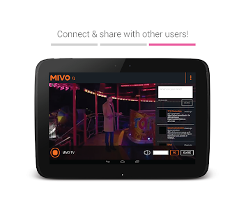 Mivo- screenshot thumbnail