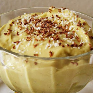Banana Avocado Mousse Recipe