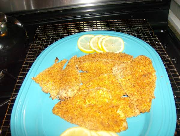 Easy Fried Fish