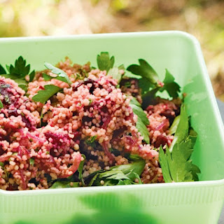 Beetroot Couscous Recipe