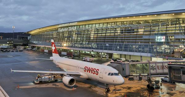 Аэропорт Швейцарии