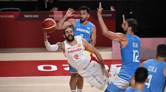 81-71: España se impone a Argentina