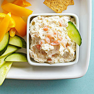 Garlic Shrimp Dip.
