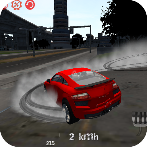 Super Car Drive Simulator 3D 模擬 App LOGO-硬是要APP