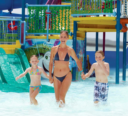 aruba-family-waterpark.jpg - Aruba offers plenty of family-friendly water parks and other attractions that will keep the kids occupied.