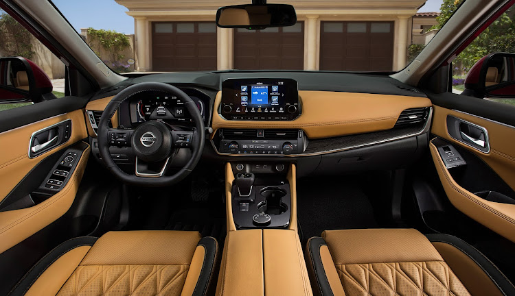 The cabin becomes more premium with next level amenities like head-up display and high-definition digital display screens. Picture: SUPPLIED