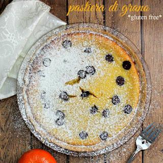 Gluten Free Italian Easter Pie.