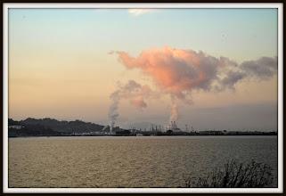 Photo: Chevron refinery in Richmond