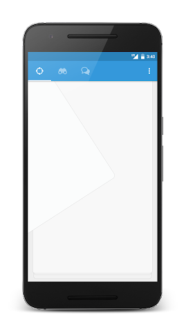 android SwipeableCards Screenshot 2