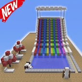 Aquatic Park map for MCPE