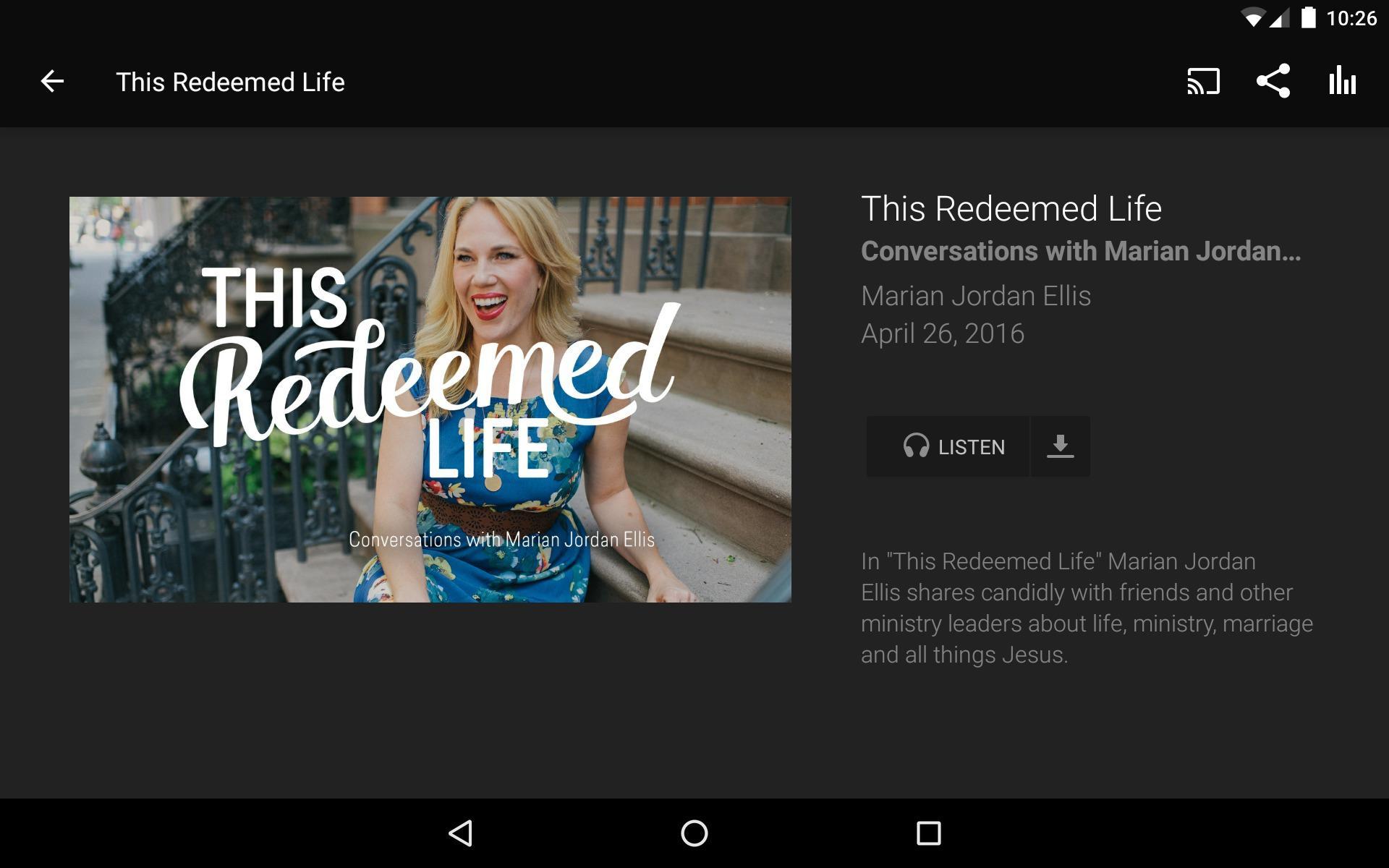Redeemed Girl Ministries screenshot #8