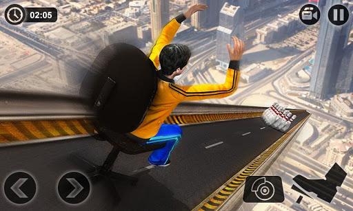 Impossible Wheel Race on Mega Ramp cheat screenshots 4