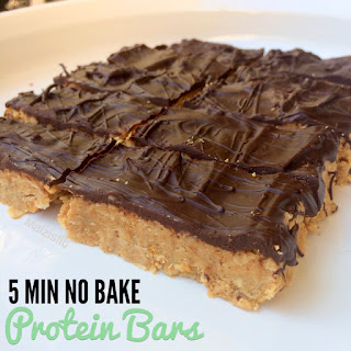 No Bake Protein Bars Recipes