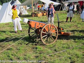 Photo: Cannon Drill