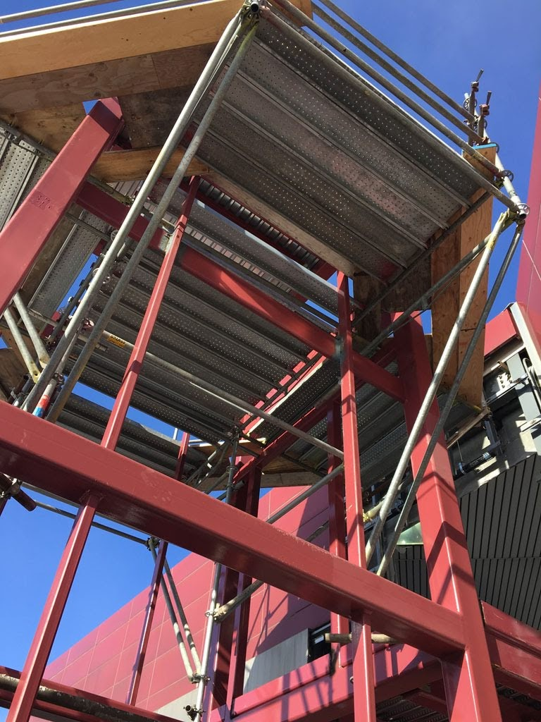 superior scaffold, scaffolding, scaffold, scaffold rental philadelphia, scaffold new jersey, scaffolding delaware, access, system scaffold, pa, nj, de, work platform, suspended scaffold, shoring, transport platform, buck hoist, elevator, septa