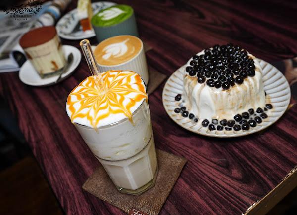 台南咖啡~肥貓咖啡,神農街必訪文青咖啡館