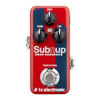 TC Electronic SubnUp Mini Octaver