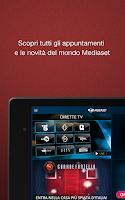 Screenshot of Mediaset