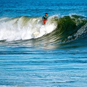 surfing in colors by Argirios Kostaras - Sports & Fitness Surfing