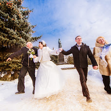Wedding photographer Anna Slyutenko (anyutochka27). Photo of 24.01.2015