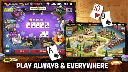 Governor of Poker 3 - Texas Holdem With Friends 6.6.0 screenshots 5