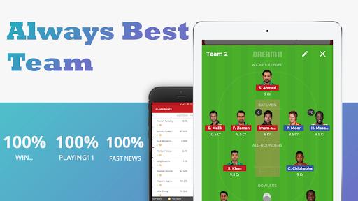 Perfect T20 Team Prediction, Live Score,News 1.0 screenshots 2