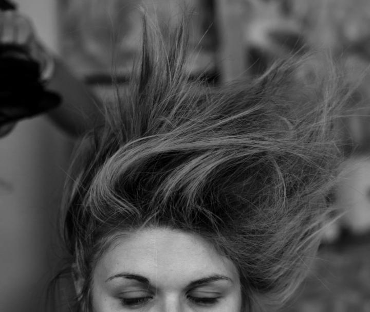 Vento tra i capelli di everton
