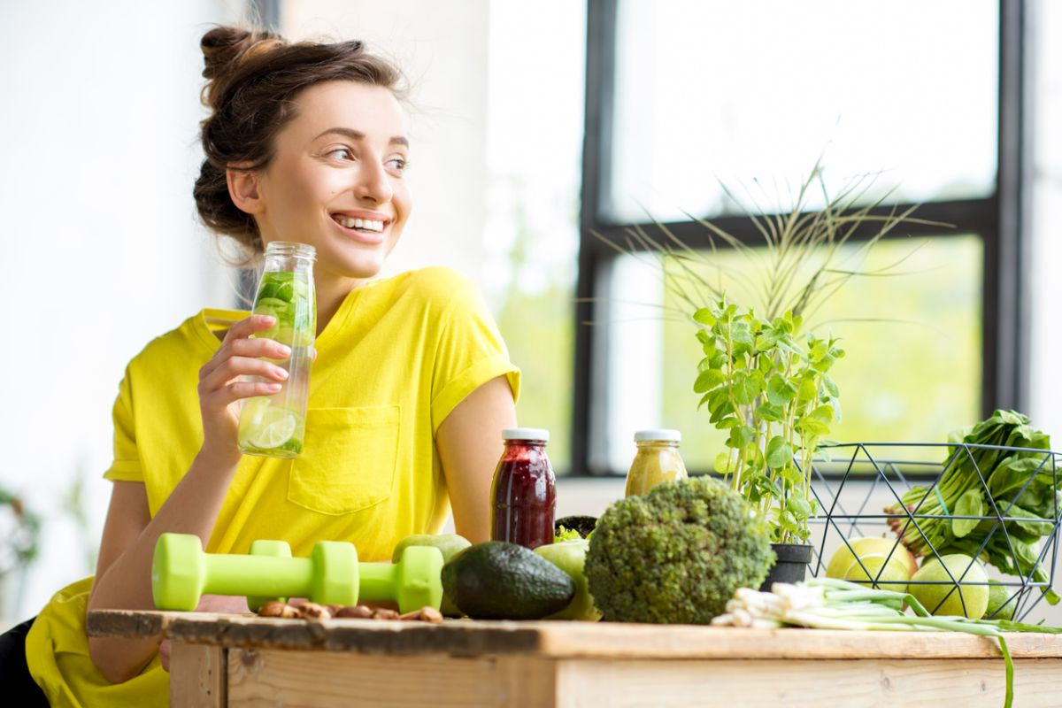 Eat healthy this monsoon season