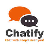 Chatify: Chat with people near