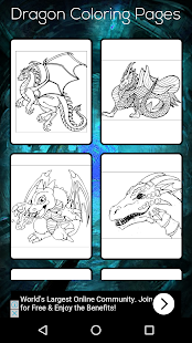 Dragon Coloring Book - Apps on Google Play