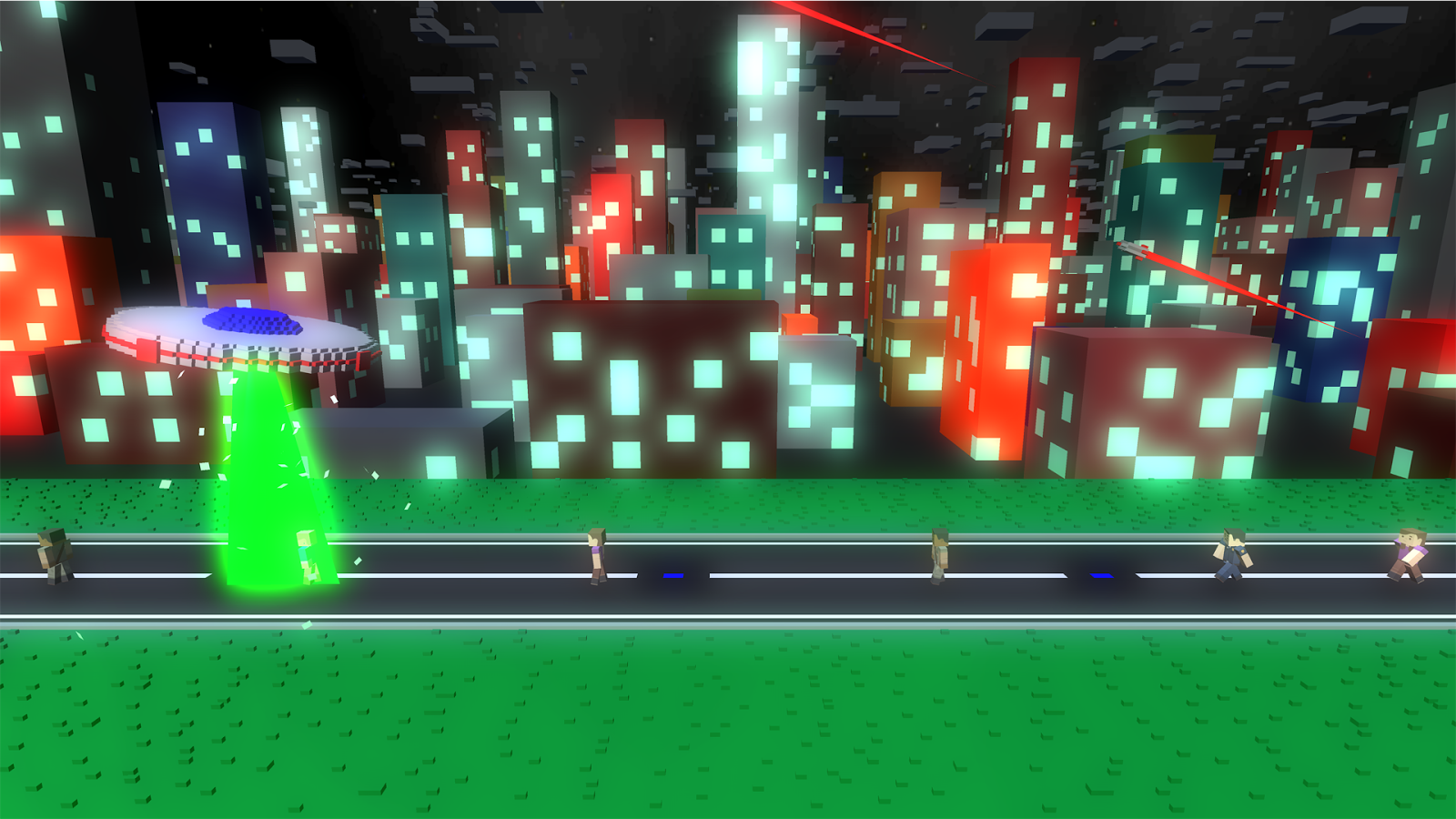 Abducty Road- screenshot